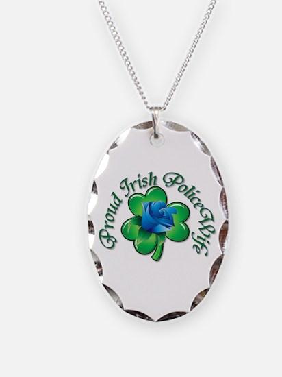 Proud Irish PoliceWife Necklace