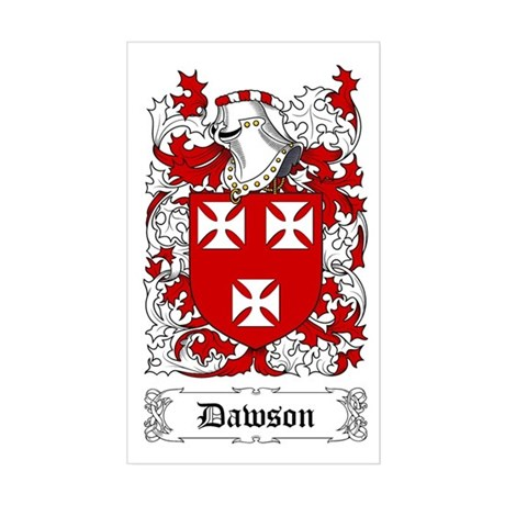Dawson Sticker (Rectangle)