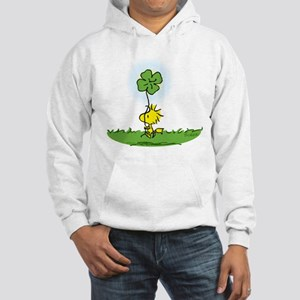 Woodstock Shamrock Hooded Sweatshirt