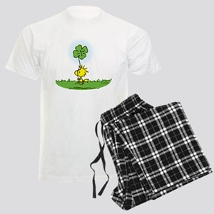 Woodstock Shamrock Men's Light Pajamas