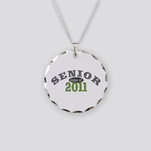 Senior Class of 2011 Necklace Circle Charm