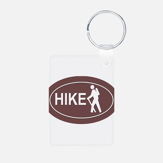 Cute Hiker Keychains