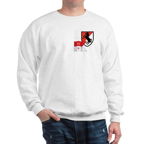 M Company Logo Sweatshirt
