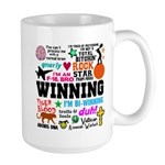 Quotes Large Mug