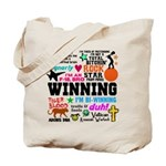 Quotes Tote Bag