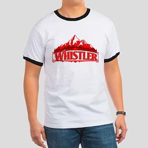 Whistler Red Mountain Ringer T