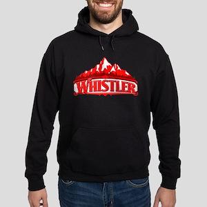 Whistler Red Mountain Hoodie (dark)