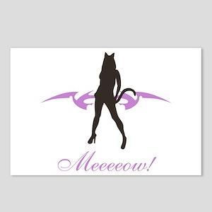 Meeoww! Postcards (Package of 8)