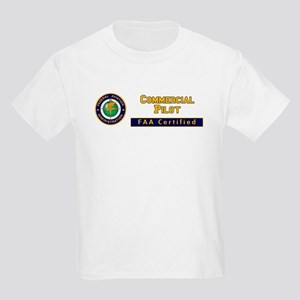 Commercial Pilot Kids Light T-Shirt