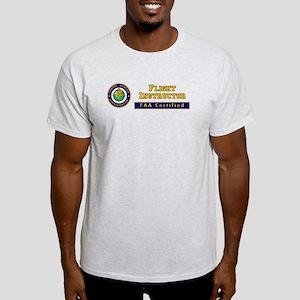 Flight Instructor Light T-Shirt