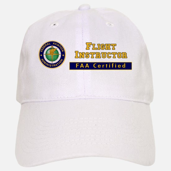 Flight Instructor Baseball Baseball Cap