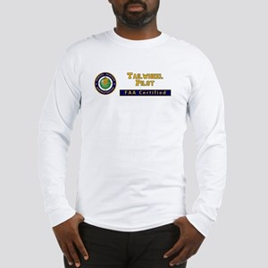 Tailwheel Pilot Long Sleeve T-Shirt
