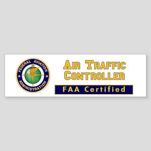 Air Traffic Controller Sticker (Bumper)