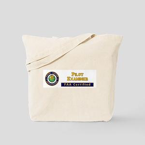 Pilot Examiner Tote Bag