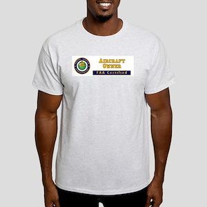 Aircraft Owner Light T-Shirt