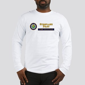 Gyroplane Pilot Long Sleeve T-Shirt