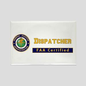 Dispatcher Rectangle Magnet