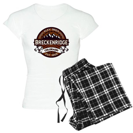 Breckenridge Vibrant Women's Light Pajamas