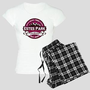 Estes Park Raspberry Women's Light Pajamas