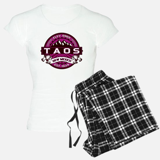 Taos Raspberry Pajamas