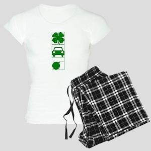 Irish Car Bomb Women's Light Pajamas