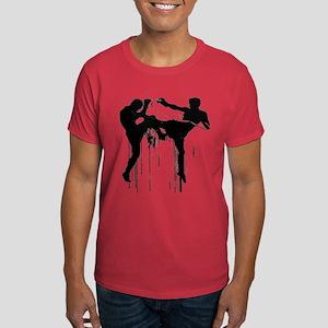 Fighter!! -- Dark T-Shirt