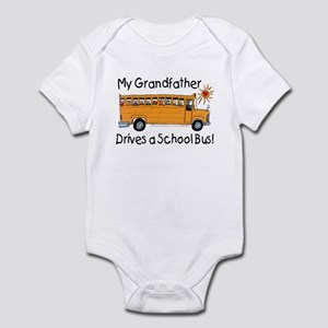 Grandfather Drives a Bus - Infant Creeper