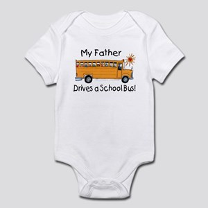 Father Drives a Bus - Infant Creeper
