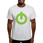 Power Button Light T-Shirt