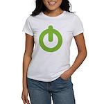 Power Button Women's T-Shirt