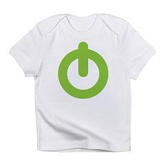 Power Button Infant T-Shirt