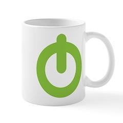 Power Button Mug