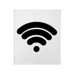 Wifi Throw Blanket