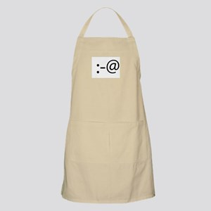 Screaming Smilie BBQ Apron