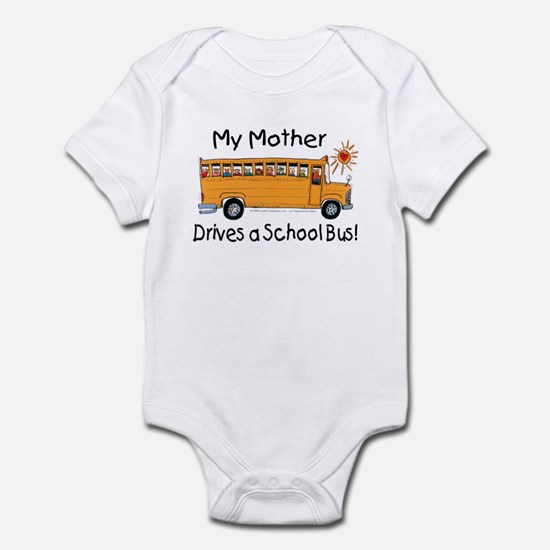 Mother Drives a Bus - Infant Creeper