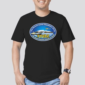 3Y0Z Bouvet Island DXpedtion logo T-Shirt