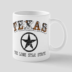 Lone Star State Mug
