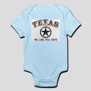 Lone Star State Infant Bodysuit