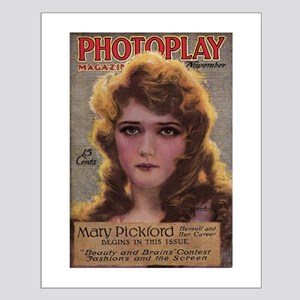 Mary Pickford 1915 Small Poster