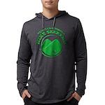 Hike Seekers Green Logo Long Sleeve T-Shirt