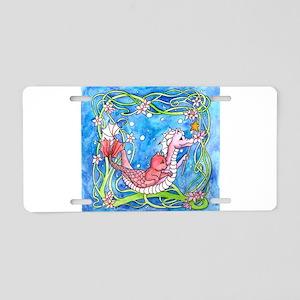 Sea Dragon's Quest Aluminum License Plate