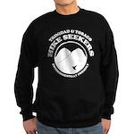 Hike Seekers White Logo Sweatshirt