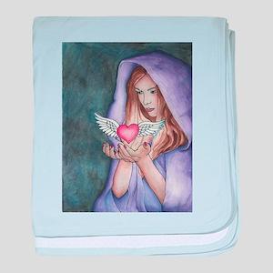 Love Magic baby blanket