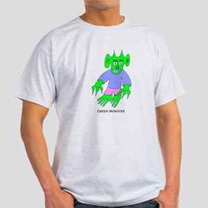 Green Monster Light T-Shirt