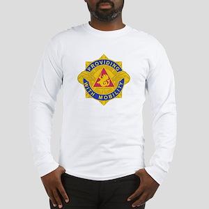 DUI - 57th Transportation Bn Long Sleeve T-Shirt