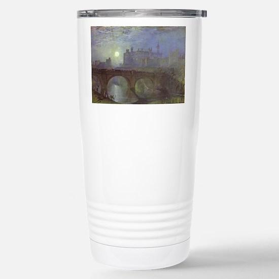 Alnwick Castle Stainless Steel Travel Mug