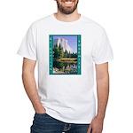 Beautiful El Capitan t-shirt--white