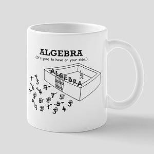 ALGEBRA GOOD ON YOUR SIDE Mug