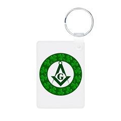 For the Irish Freemason Keychains