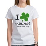 I Clover Hashing T-Shirt